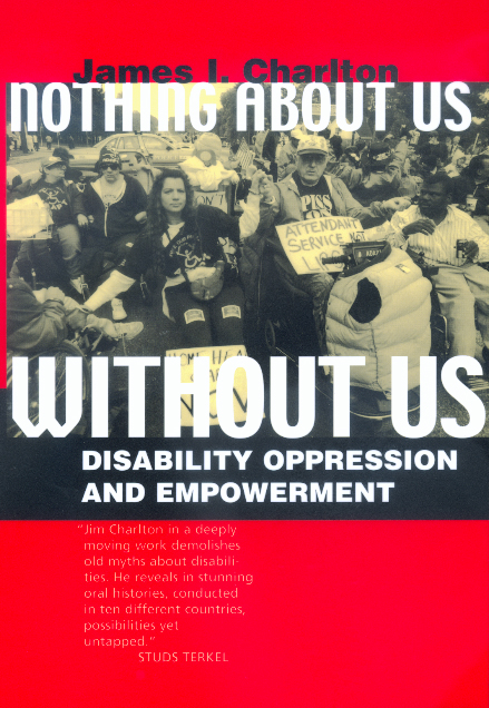 Nothing about us without us (book)